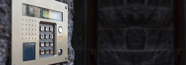 CCTV & Alarm System